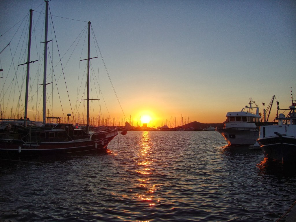 Sunset Bodrum
